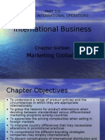 Part Six Managing International Operations