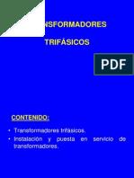 C-6 Transformadores Trifásicos