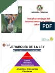 Charla Actualización Legal de Riesgos Laborales - PREVINSA