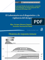 Diagnóstico Laboratorial Del Dengue