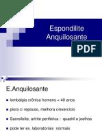 Espondilite Anquilosante e Artrite Psoriásica