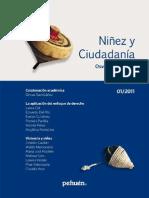 Libro Ninez y Ciudadania-Pehuen Editores