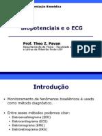 Biopotencial e o ECG(1)