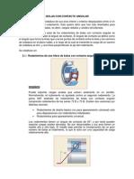 Altamirano - Rodamientos de Bolas de Contacto Angular