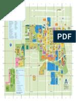 UT Arlington Campus Map