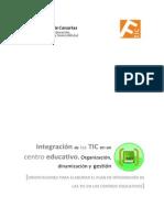 Orientaciones Plan Integracion TIC