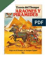 Faraones y Piramides