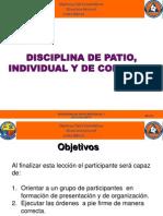 AV 3 Disciplina Del Patio