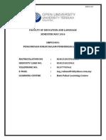 ASSINGMENT HBPE3403