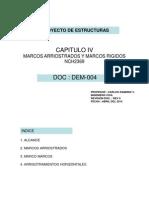 Marcos Arriostrados y Marcos Rigidos - Nch 2369_dem_004_2014_rev 0