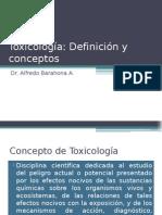 2. Toxicología conceptos