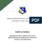 Kertas Kerja Sudut Matematik 2014