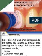 29300030 Clase 4 Prevencion de Enfermedades Periodontales