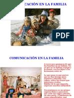 Comunicacion en La Familia