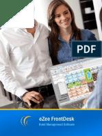 Powersoft System - eZee Frontdesk Brochure