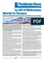Posidonia 2014 Newsletter 4