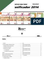 Planificador Primaria 2014