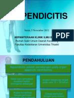 Appendicitis Akut Ppt