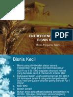 Entrepreneurship & Bisnis Kecil