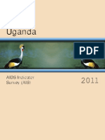 Uganda AIDS Indicator Survey 2011