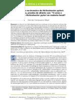 Diagnostico No-Invasivo de Hp[1]