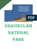 Eravikulam National Park, Kerala Tourism,