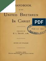 United Brethren - Confession