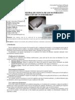 Informe Del Proyecto Del Durómetro