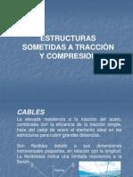 Estructuras a Raccion y Compresion