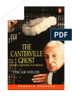 Level 4 - The Canterville Ghost and Other Stories - Penguin Readers