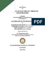 Rajnish Project Report