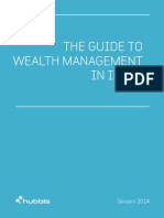 Guide to Wealth Management in India 2013