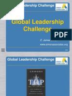 Global Leadership Challenge Presentation