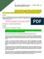 4. Smith Bell Dodwell Shipping Agency Corporation vs. Borja 2002