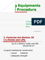 liftingprocedure-110517104150-phpapp01