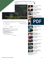 Homenaje a Enrique Castillo Rincón (16° Congreso Internacional de Ovnilogía) - YouTube