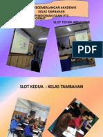 Kelas Tambahan Pendidikan Islam