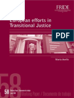 WP58 Transitional Justice ENG Sep08