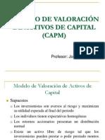 04 CAPM y Estructura y Costo de Capital