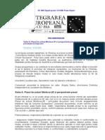 Planul de Actiuni Moldova-UE Si Perspectivele Presei
