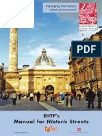 Manual for Historic Streets