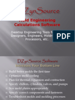 DZynSource Mold Engineering Software Presentation
