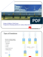 LIC Design of Offshore Wind Farms