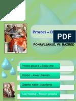 Proroci_ponavljanje
