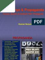 Konsep Sejarah Landasan Teori Propaganda 2012