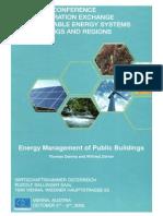 Energy Management Public Buildings Paper E