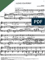 Bgklasika.com_George Gershwin - I Loves You Porgy