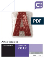 Catalogo Artes Visuales 12