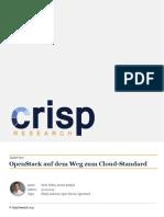 OpenStack auf dem Weg zum Cloud-Standard
