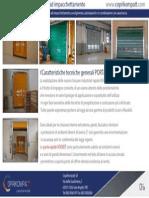 06 a4 Porte Ad Impacchettamento